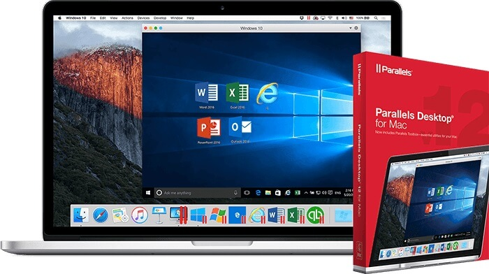 Parallels Desktop 12 Activation Key