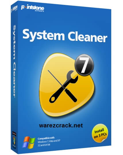 System Cleaner 7 Crack