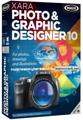 Xara Photo & Graphic Designer 10 Serial Number