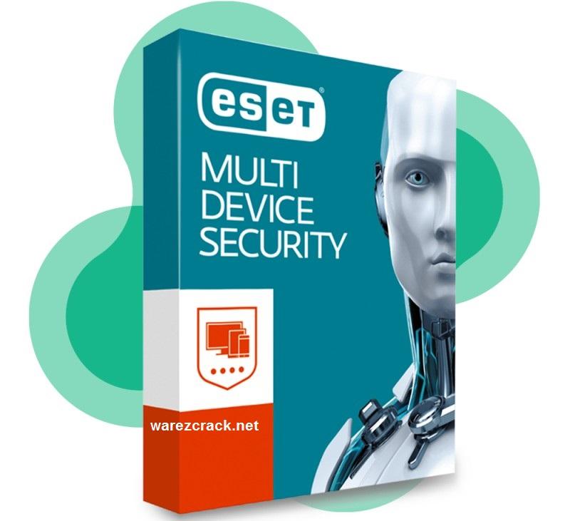 ESET Multi‑Device Security 2017 Crack