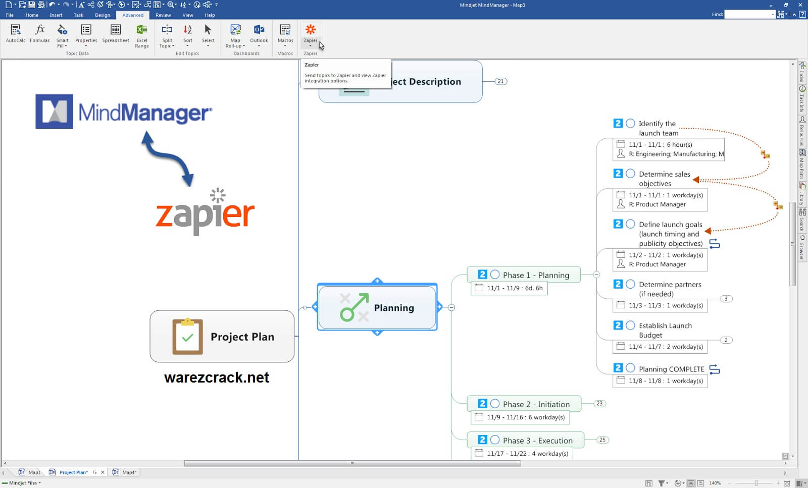 Mindjet MindManager 2017 License Key
