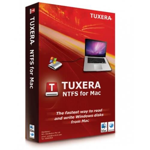 Tuxera NTFS 2016 Product Key