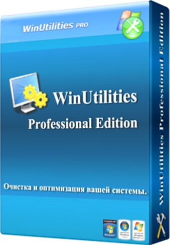 WinUtilities Professional Edition Crack