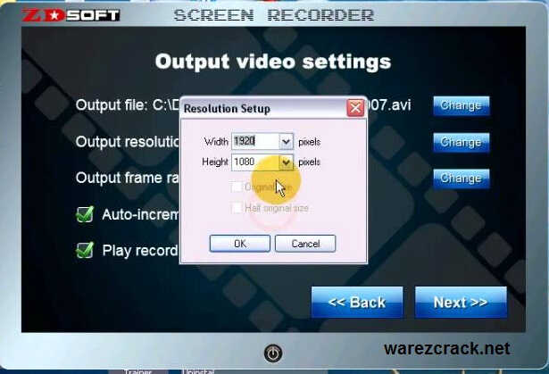 ZD Soft Screen Recorder 10.1 Crack