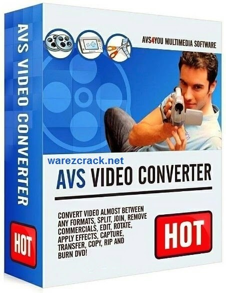 AVS Video Converter 12.0.3.654 Crack + Activation Code [2020]