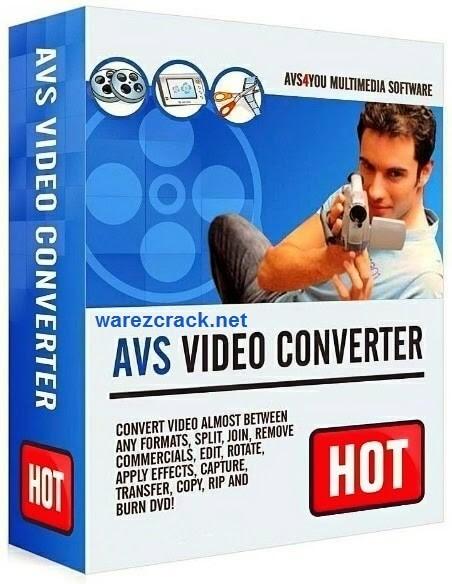AVS Video Converter 12.1.5.673 Crack + Activation Code [2021]