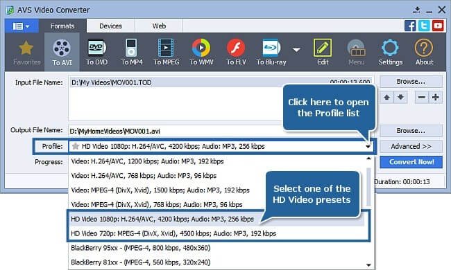 avs video converter 12 Activation Key