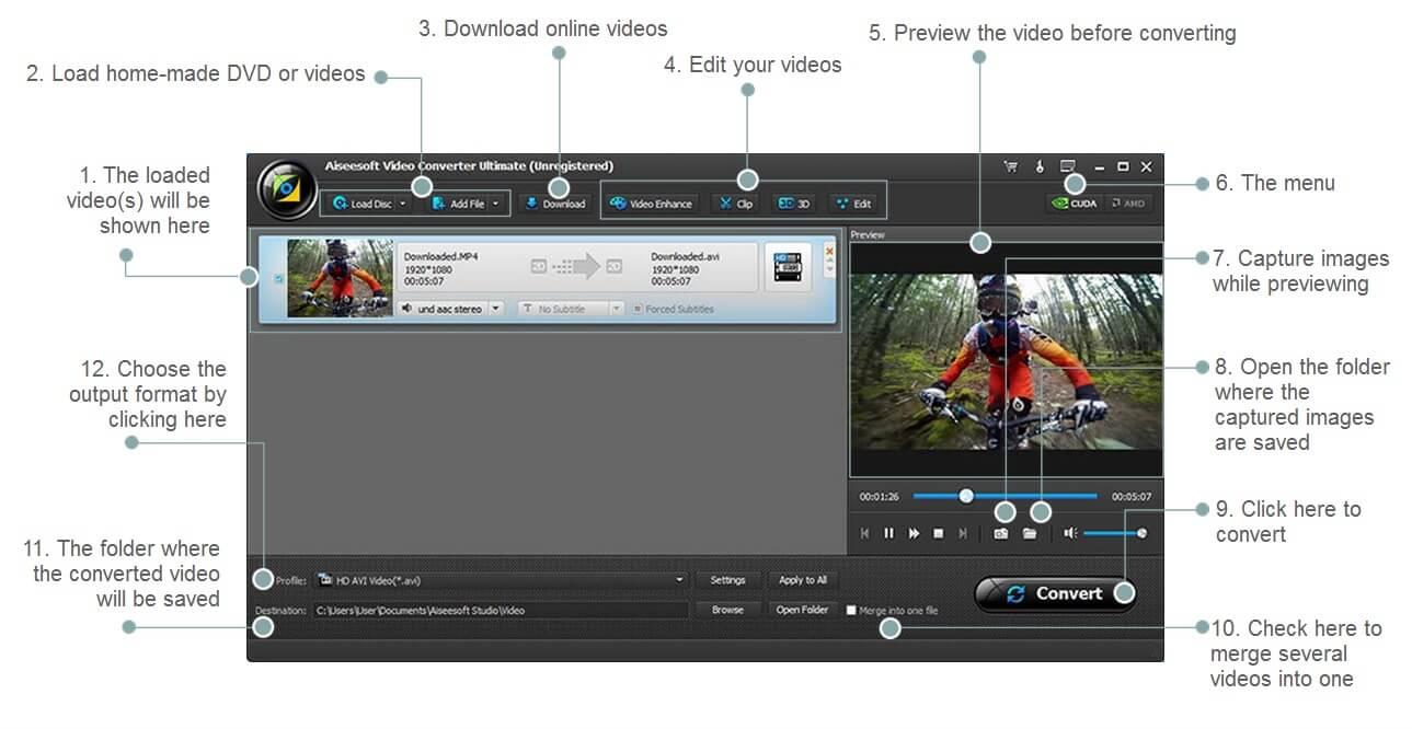 Aiseesoft Video Converter Ultimate Registration Code
