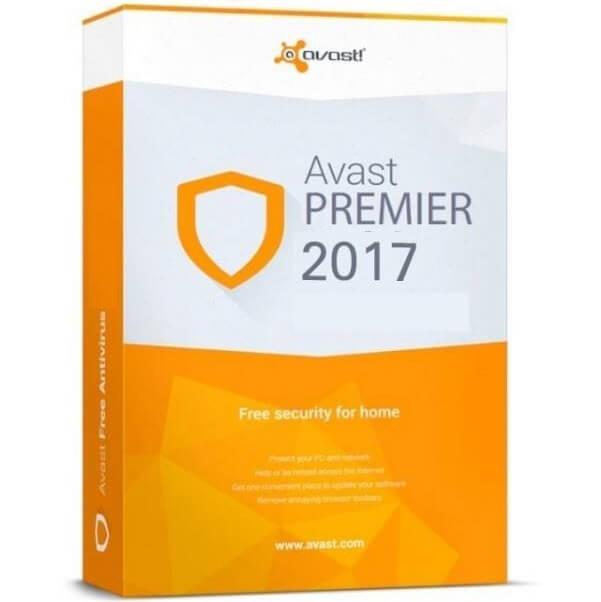 Avast Premier 2017 Crack