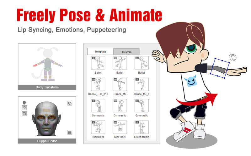 CrazyTalk Animator 3 Pro Key