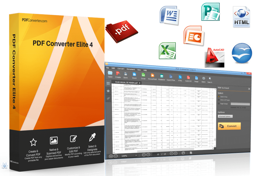 PDF Converter Elite 4 License Key