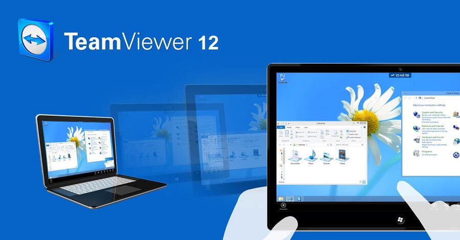 Teamviewer 12 download full version