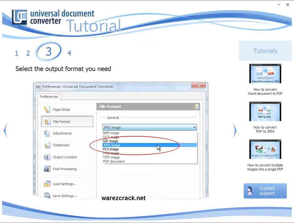 Universal Document Converter Mac