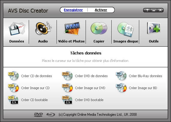 AVS Disc Creator 5.2 License Key