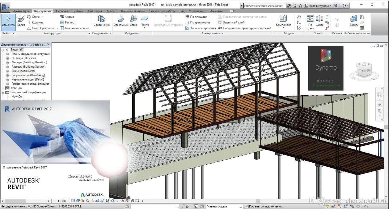 revit structure  crack