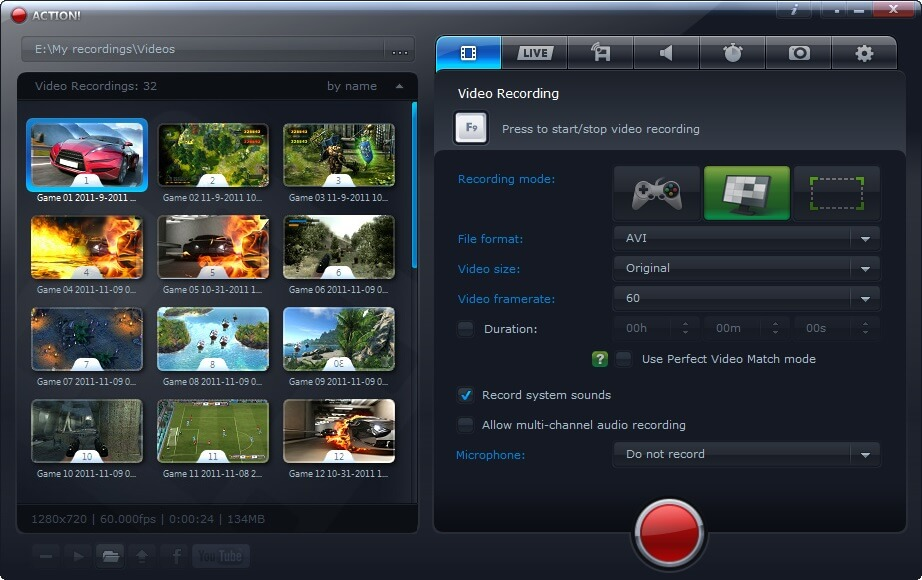 Bandicam 4.5.7.1660 Crack