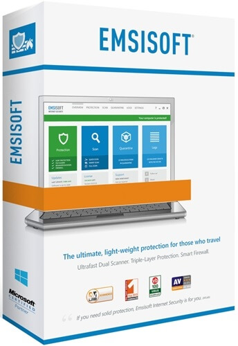 Emsisoft Emergency Kit Pro License Key