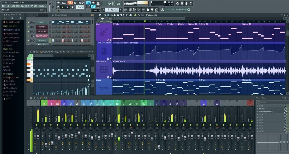 FL Studio Mac Serial key