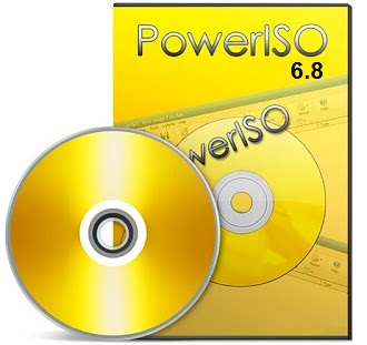 PowerISO 6.8 Registration Code