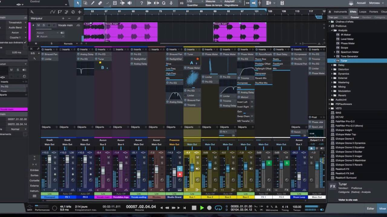 Presonus Studio One 3 Professional Patch