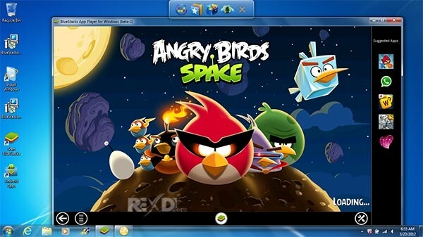 BlueStacks 2.5 Root