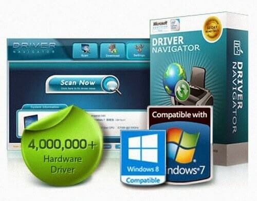 Driver Navigator 3.6.9.41369 License Key