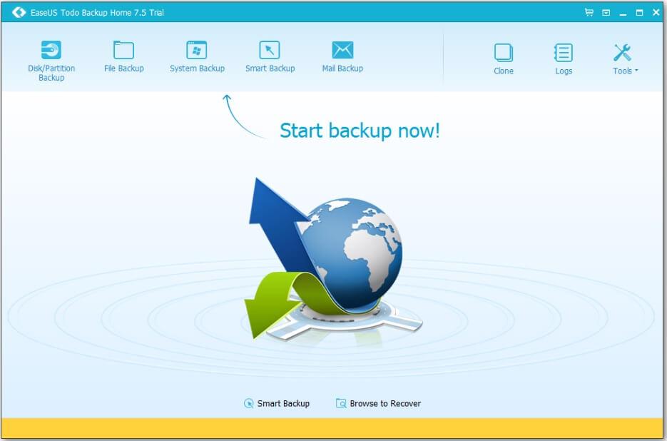 EaseUS Todo Backup 10 License Key