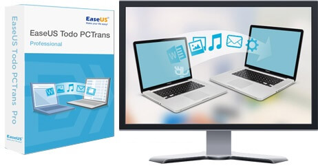 EaseUS Todo PCTrans Pro 9.0 Crack