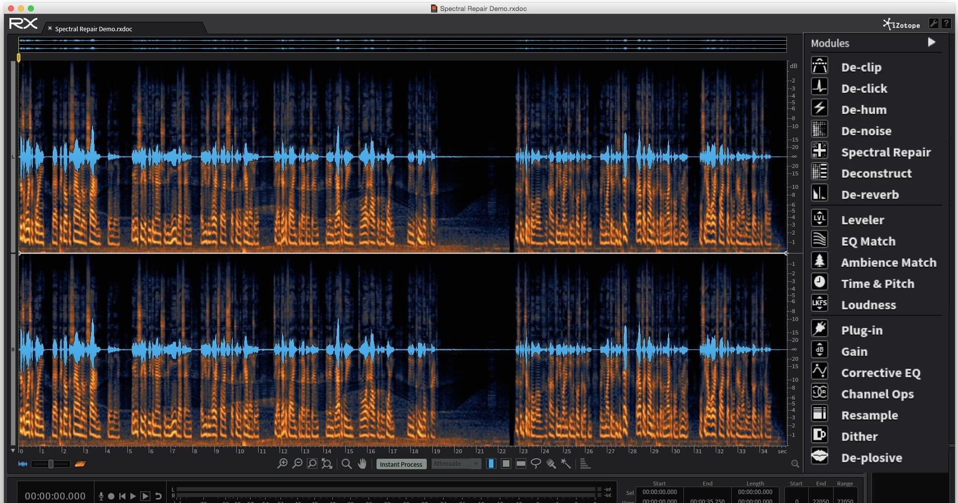 iZotope RX 5 Advanced Audio Editing Crack