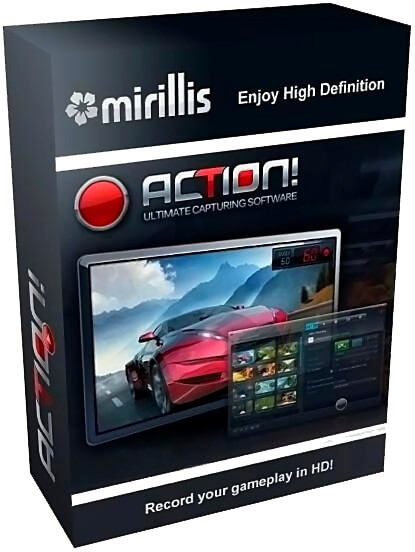 Mirillis Action 4.4.0 Crack + Serial Key Full Version Download