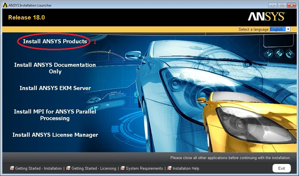 Ansys Products 18 Crack with License File Full Version Download
