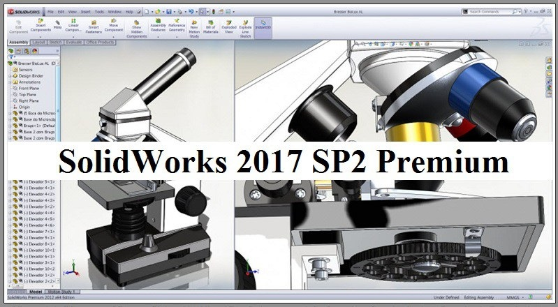 SolidWorks 2017 SP2 Keygen