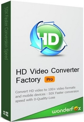 WonderFox HD Video Converter Factory Pro 11 Crack