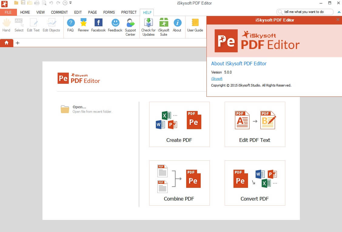 iSkysoft PDF Editor Pro Registration Code 6 with Crack Full Version