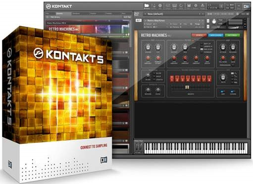 Native Instruments Kontakt 5.6.6 Crack
