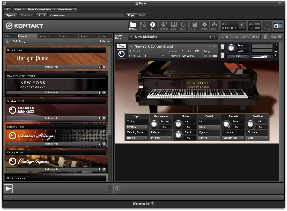 Native Instruments Kontakt 5.6.6 Serial key