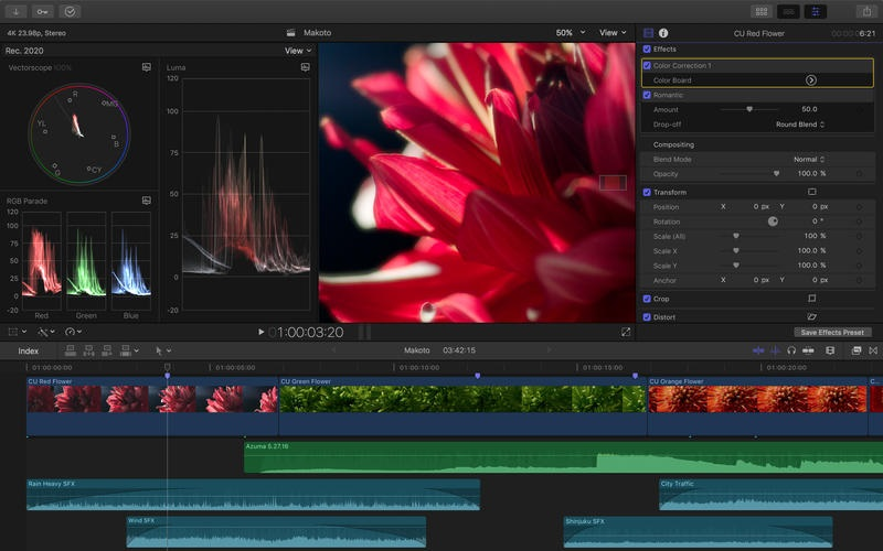 Registration Code for Final Cut Pro 10.3.4