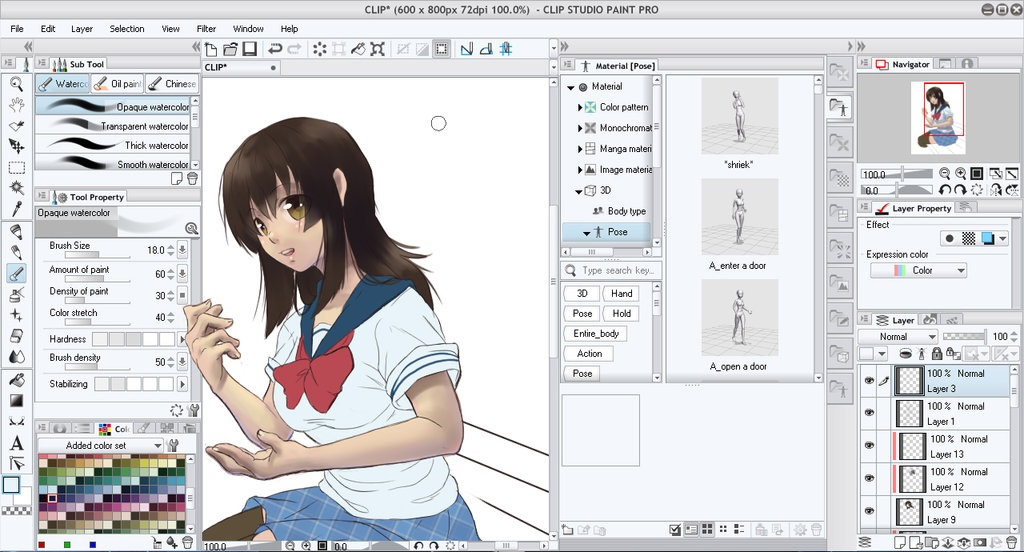 clip studio paint 1.6.2 crack