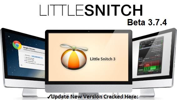 Little Snitch 3.7.4 License Key