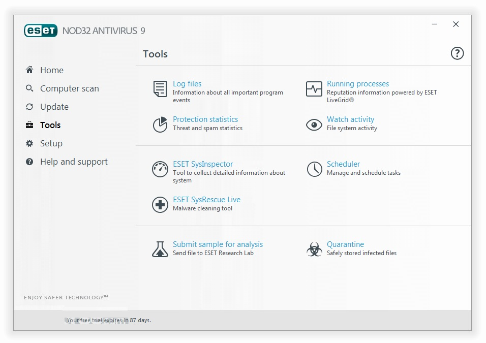 ESET NOD32 Antivirus 9 Key