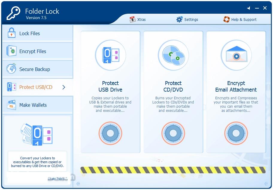 Folder Lock 7.7.0 Crack