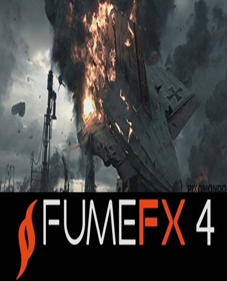 FumeFX 4.1 for 3ds Max 2018 Crack