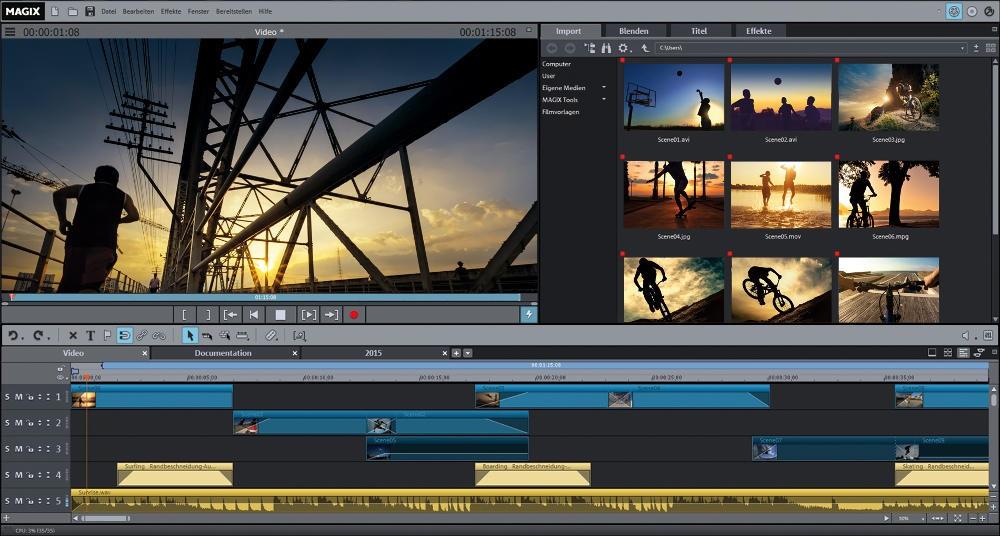 Magix Movie Edit Pro Premium 2017 Crack
