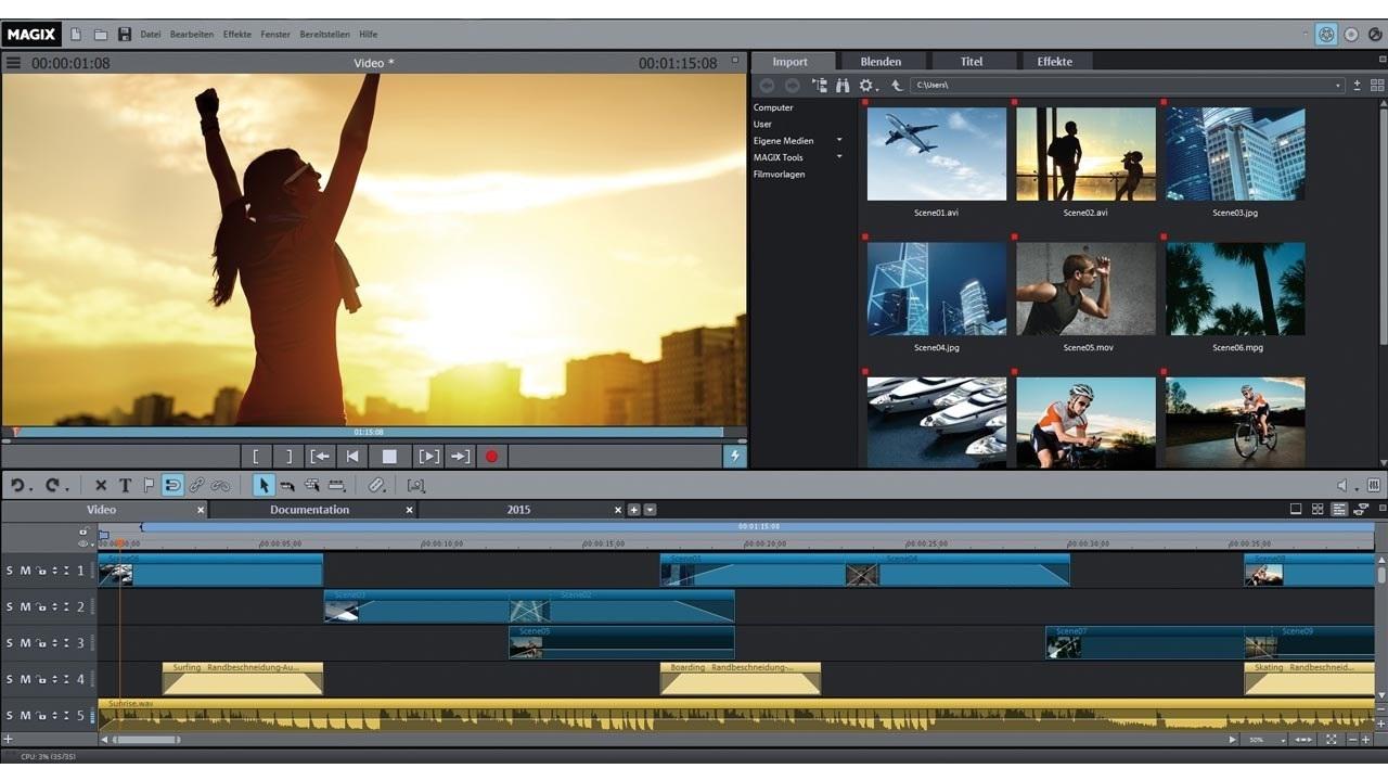 Magix Movie Edit Pro Premium Serial Number