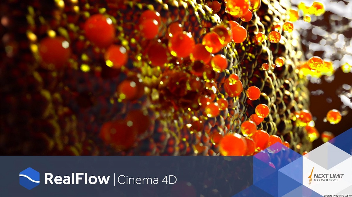RealFlow for Cinema 4D Crack