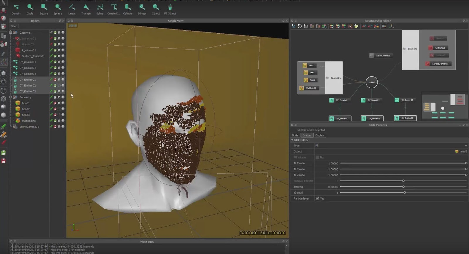 RealFlow plugin for Cinema 4D Crack