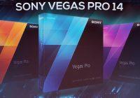 Sony Magix Vegas Pro 14 Crack