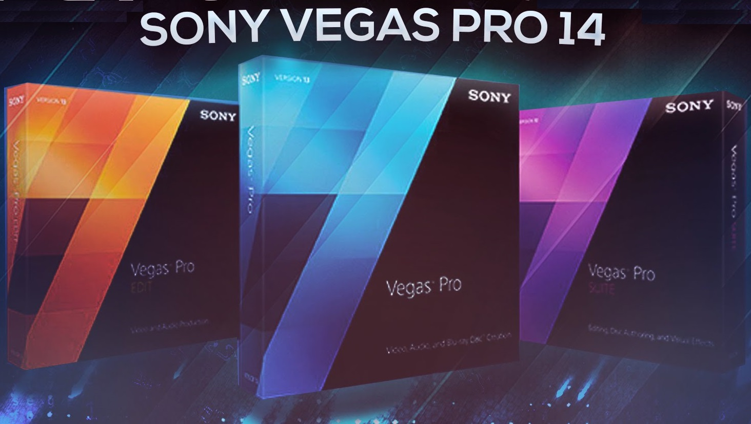sony vegas 14 crack