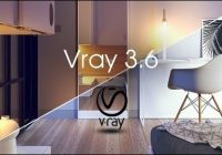 V-Ray 3.6 for 3ds Max 2018 Crack