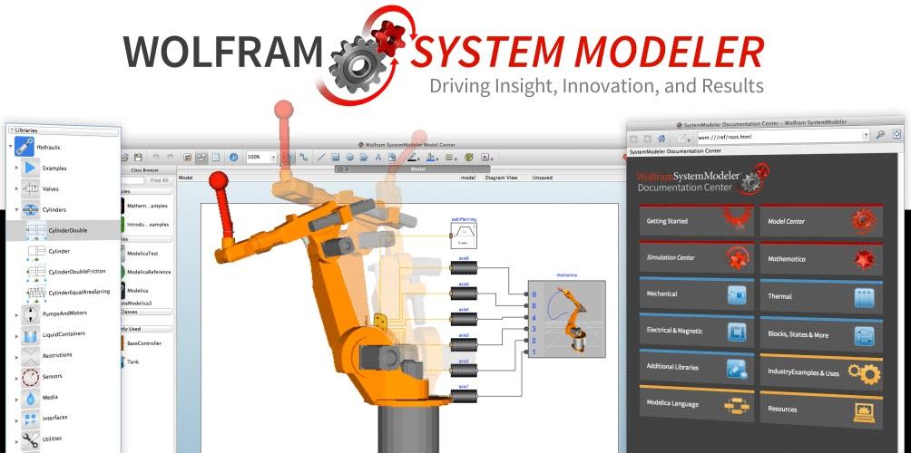 Wolfram SystemModeler Crack
